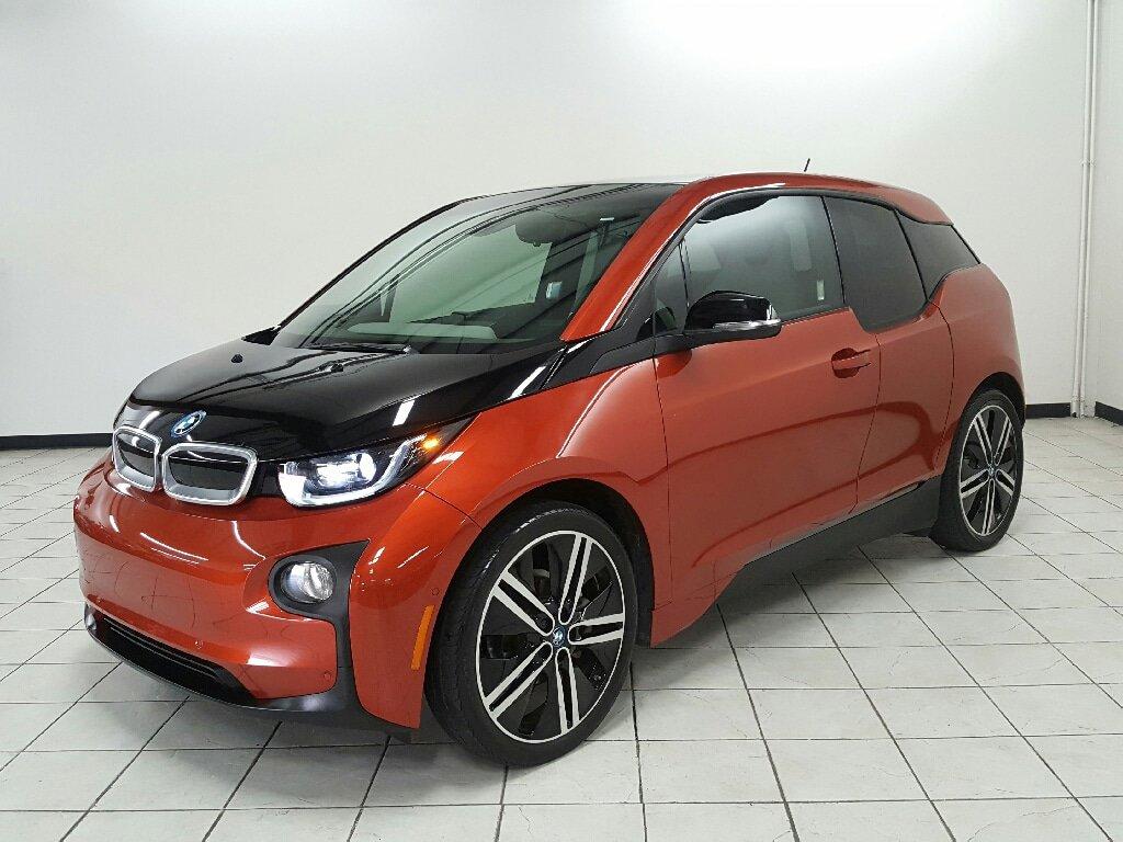 2015 BMW i3 w/ Range Extender image