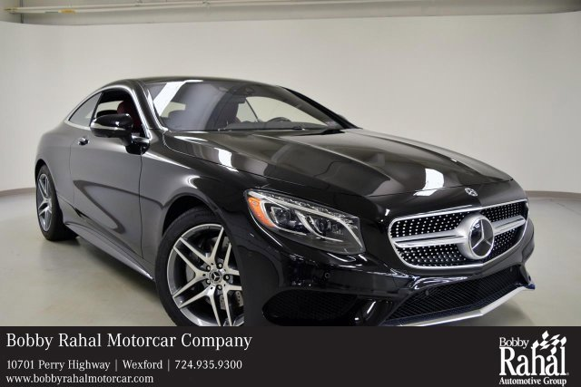 2017 Mercedes-Benz S 550 4MATIC Coupe image