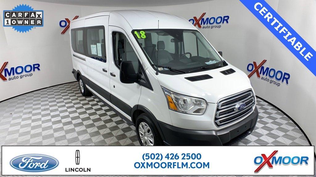 2018 Ford Transit 350 XLT image