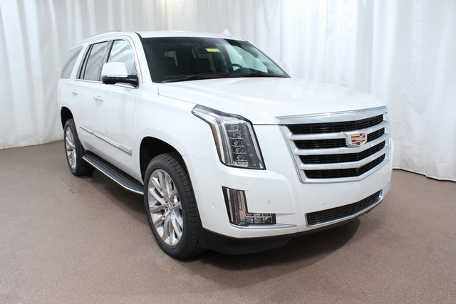 2019 Cadillac Escalade 4WD Luxury image