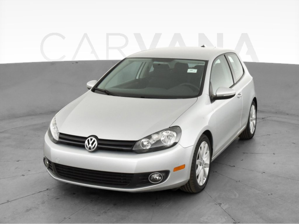 Volkswagen Golf Under 500 Dollars Down