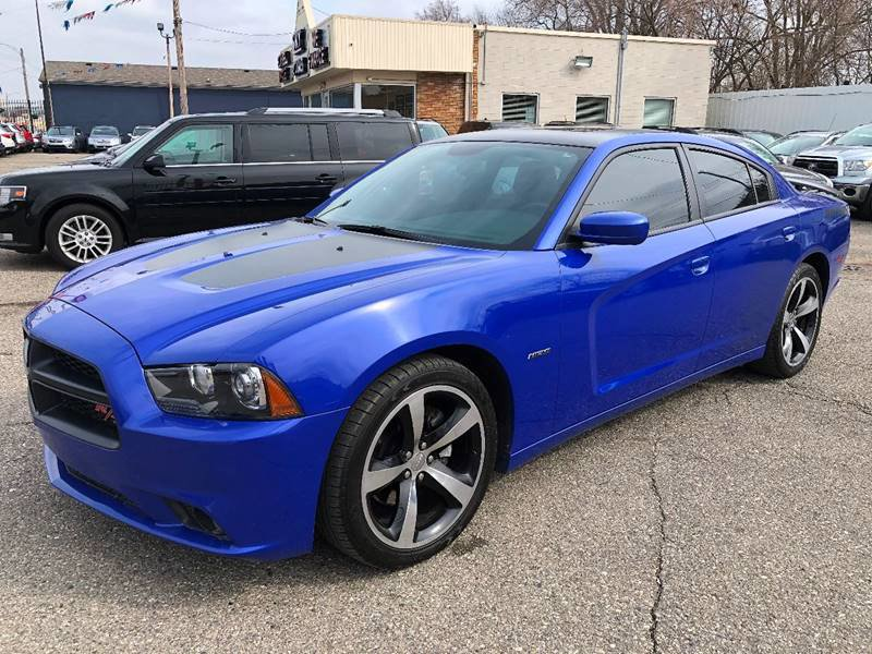 2013 Dodge Charger R/T image