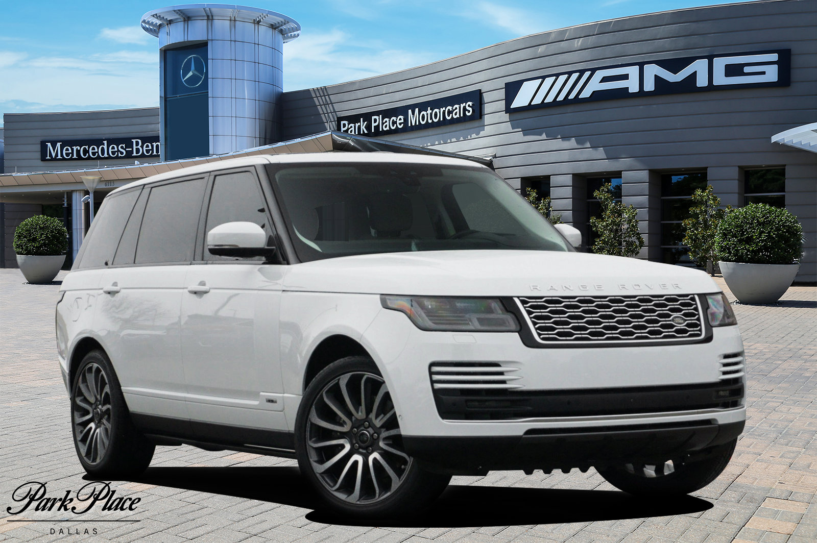 2018 Land Rover Range Rover Long Wheelbase Supercharged image