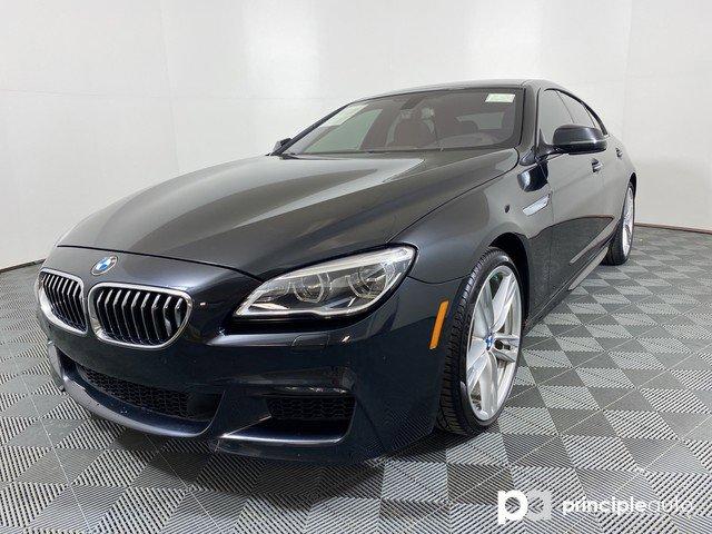 2016 BMW 640i Gran Coupe  image