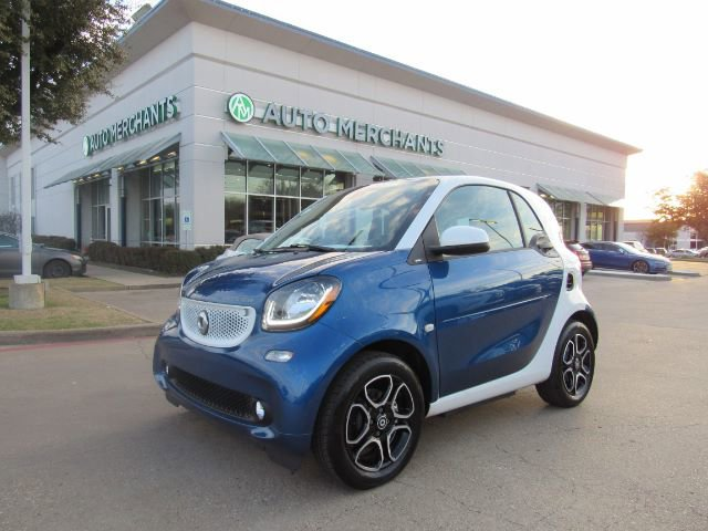 2018 smart fortwo electric drive Coupe image