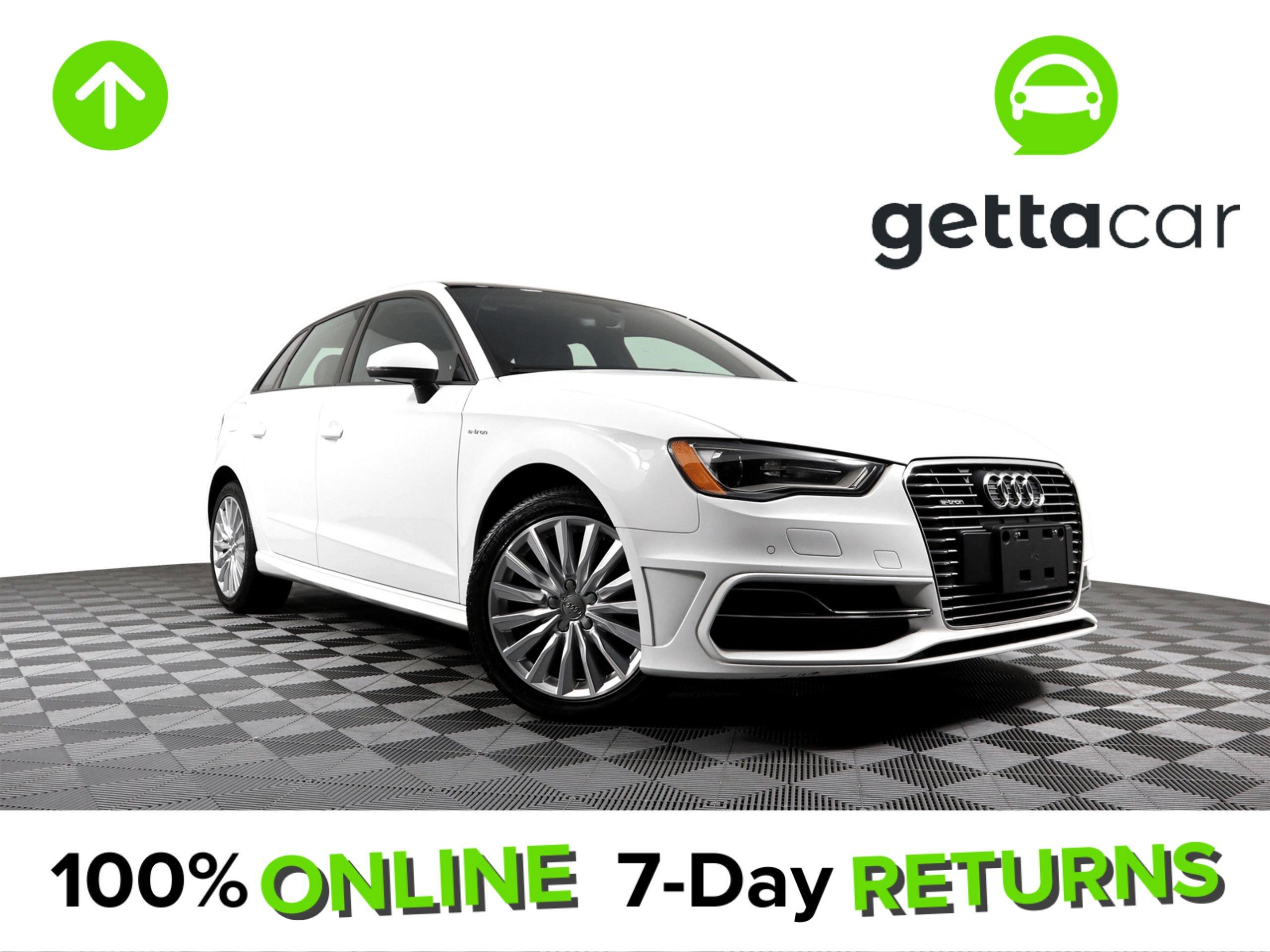 2016 Audi A3 e-tron Premium Hatchback image