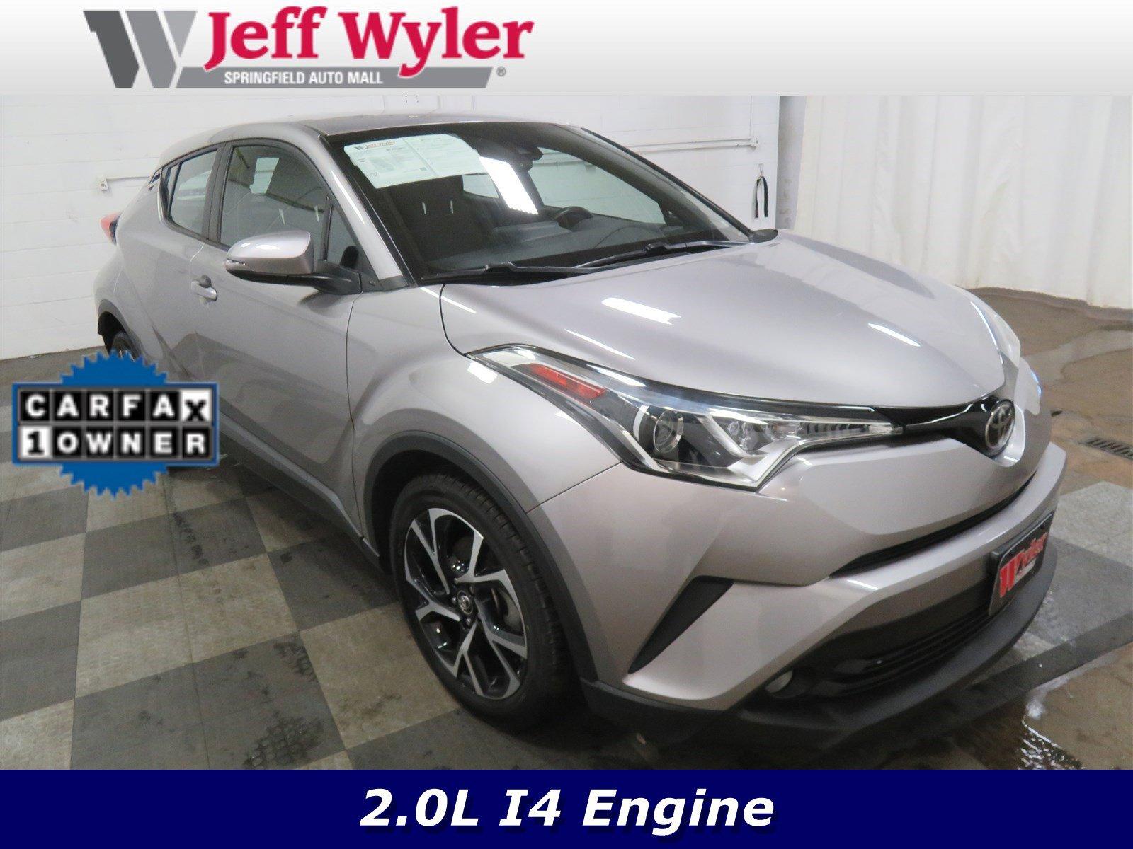 2018 Toyota C-HR  image