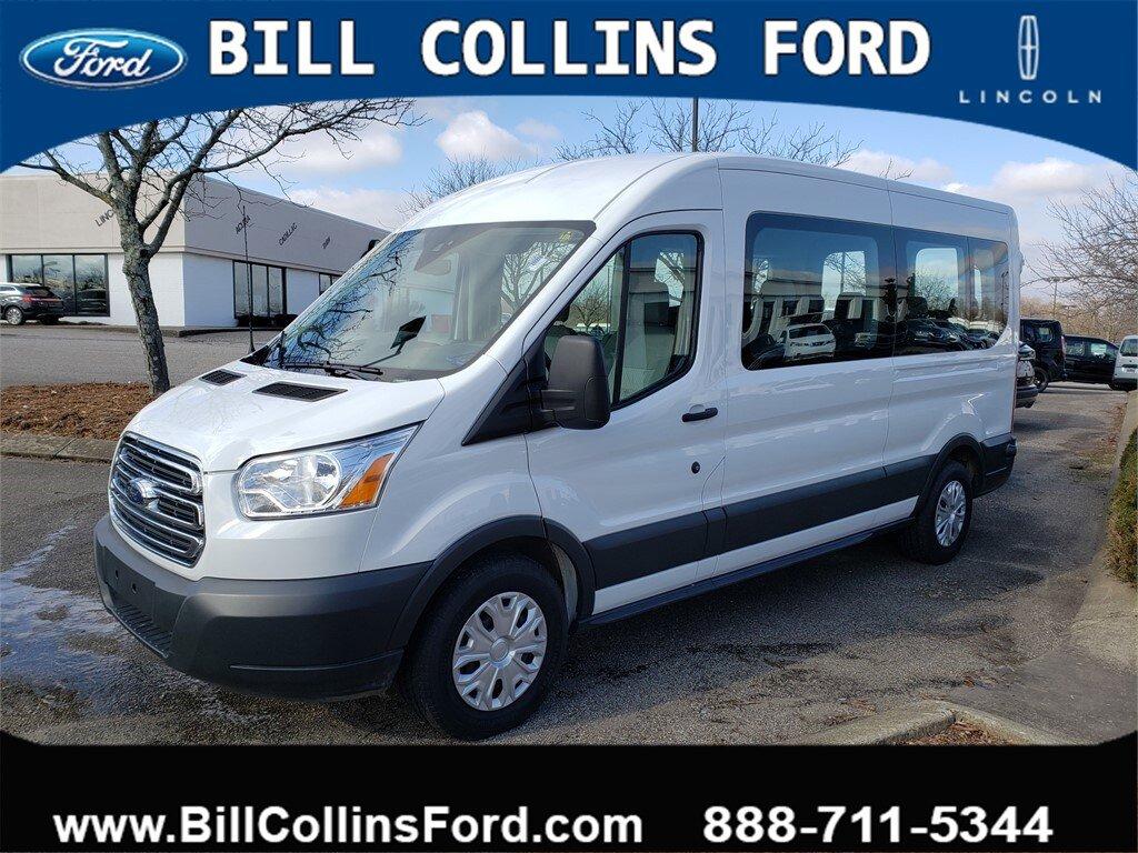 2018 Ford Transit 350 148 Medium Roof Wagon image