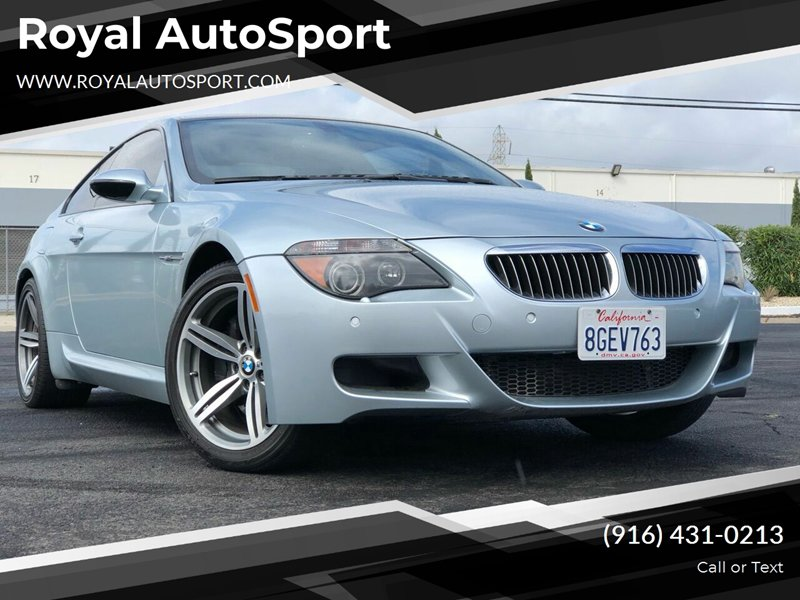 2006 BMW M6 Coupe image
