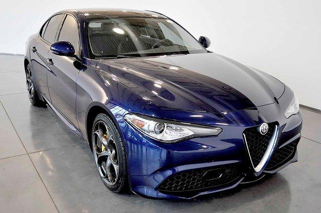 2018 Alfa Romeo Giulia Ti AWD image
