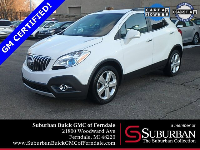 2016 Buick Encore FWD Leather image