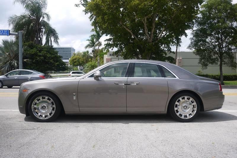 2014 Rolls-Royce Ghost  image