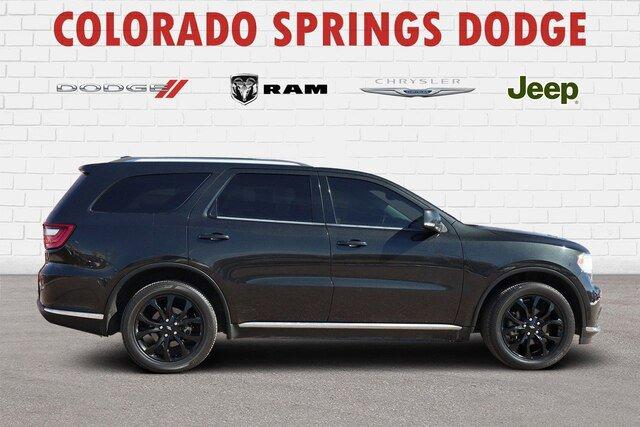 2014 Dodge Durango AWD Limited w/ Premium Group image