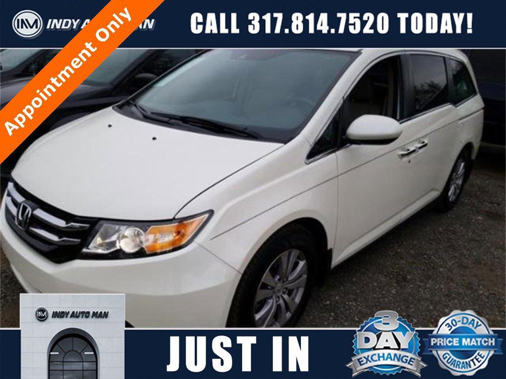 2015 Honda Odyssey EX-L image