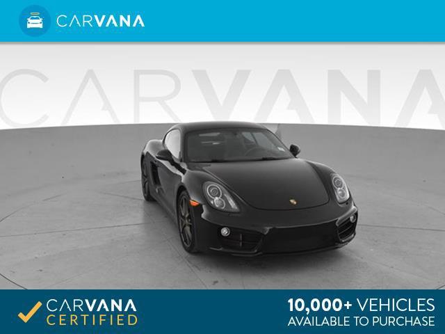 2014 Porsche Cayman S image