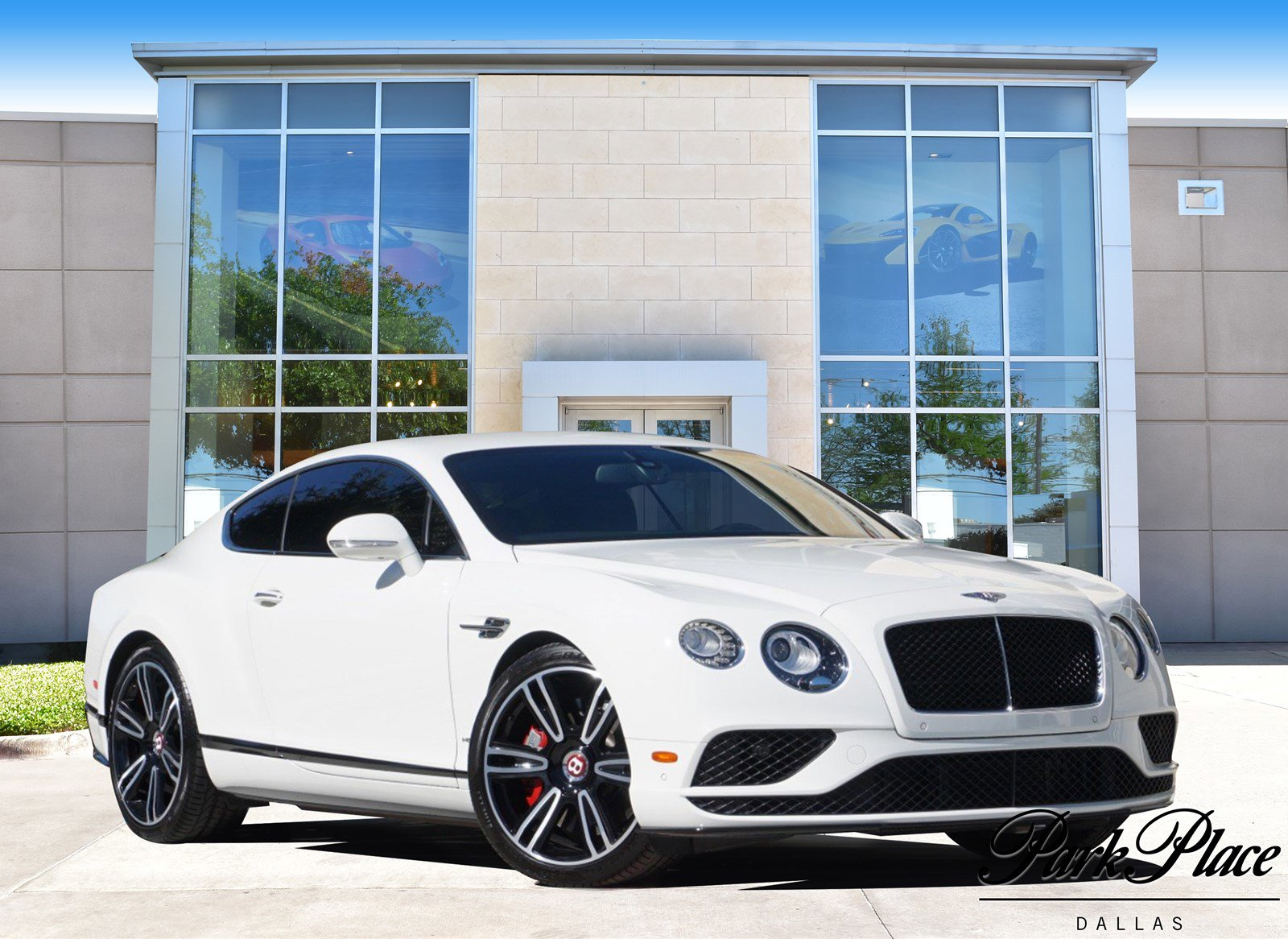 2017 Bentley Continental GT V8 S Coupe image