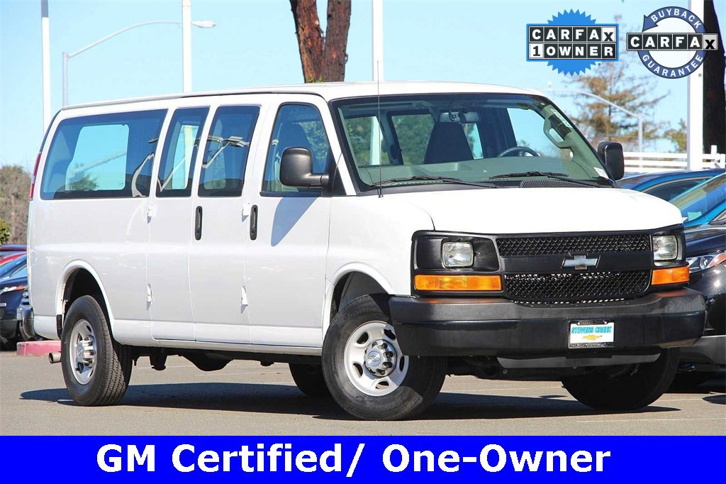 2016 Chevrolet Express 2500 Extended image