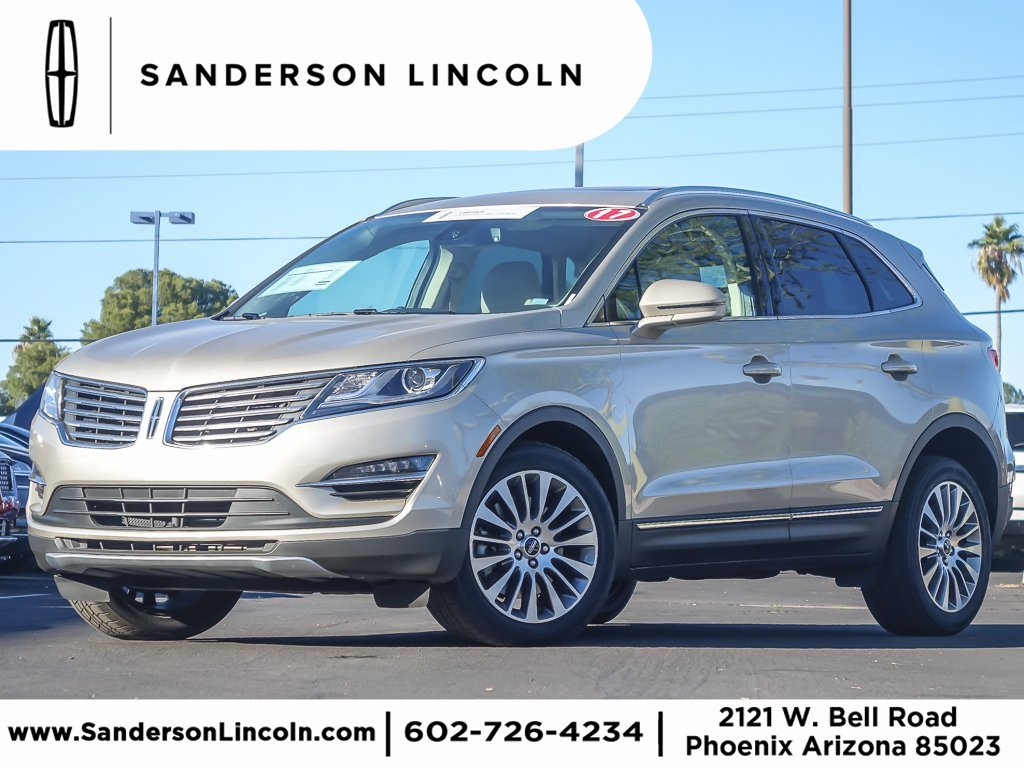 2017 Lincoln MKC FWD Reserve image
