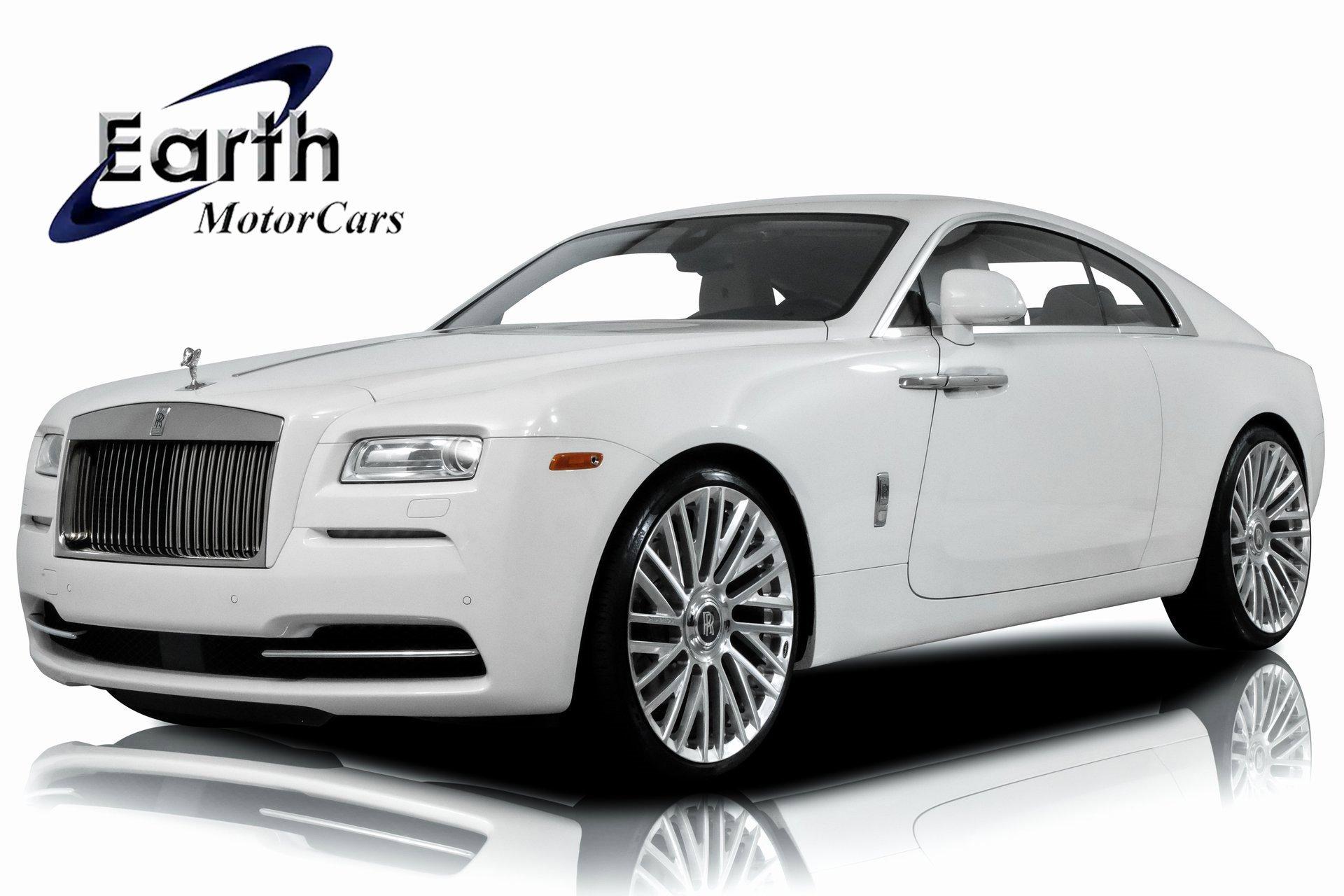 2015 Rolls-Royce Wraith  image