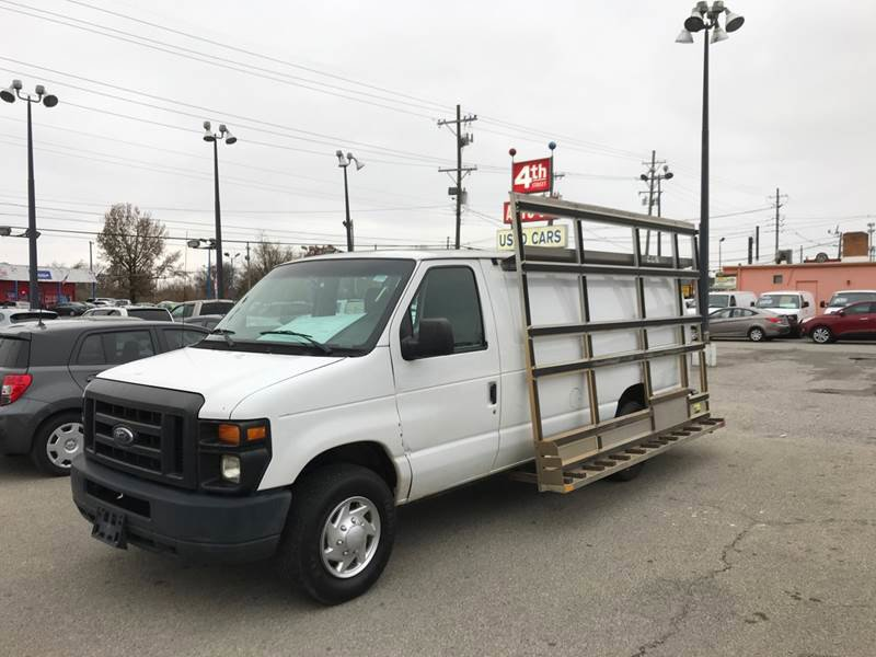 2012 Ford E-250 and Econoline 250 Extended image