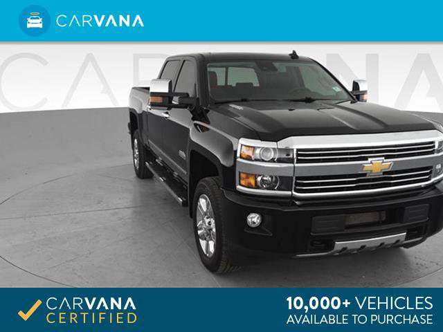 2016 Chevrolet Silverado 2500 4x4 Crew Cab High Country image
