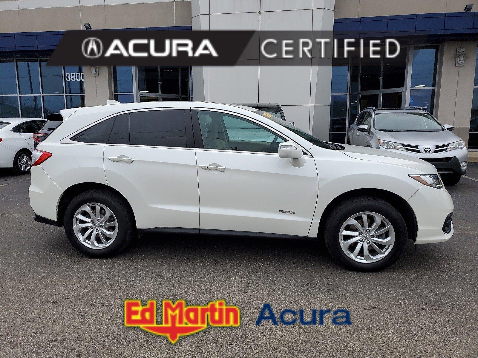 2017 Acura RDX FWD image