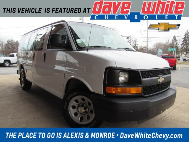 2013 Chevrolet Express 1500  image
