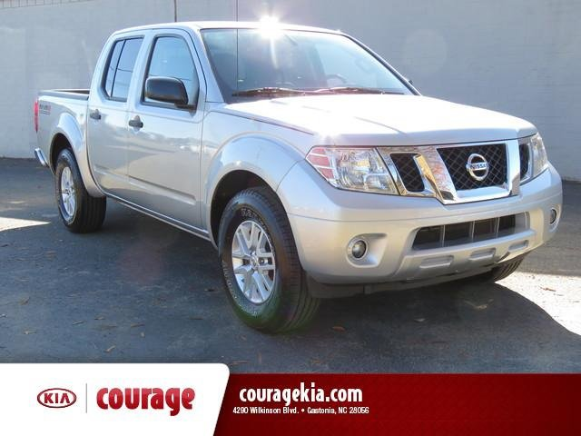 2014 Nissan Frontier SV image