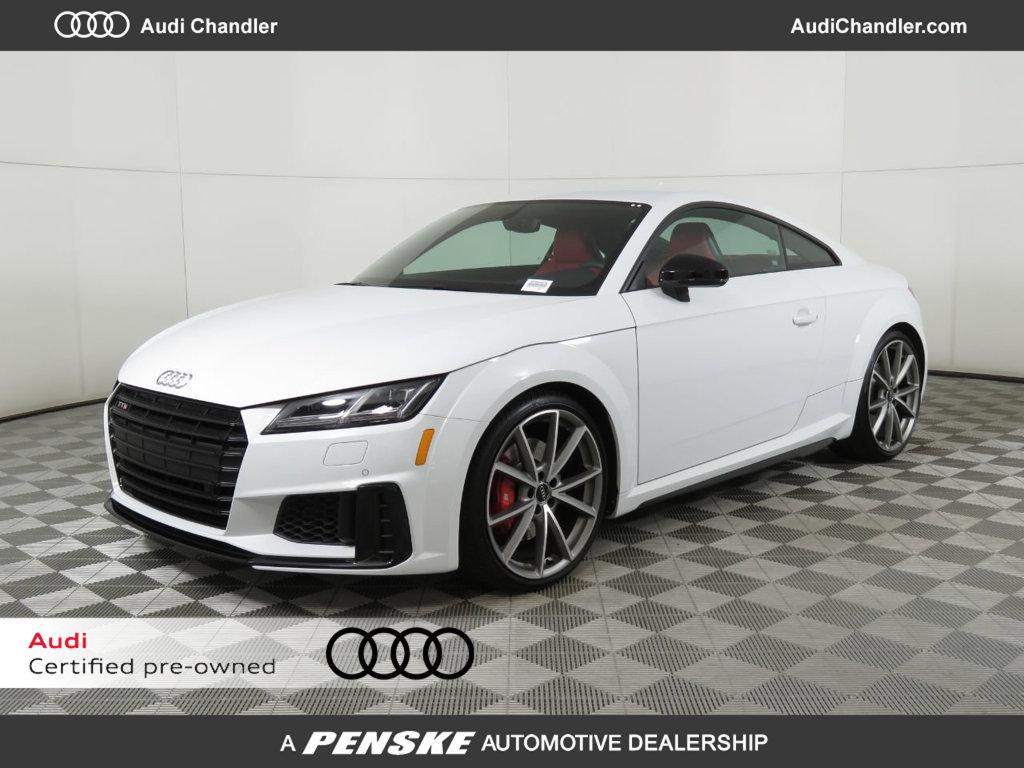2019 Audi TTS 2.0T Coupe image