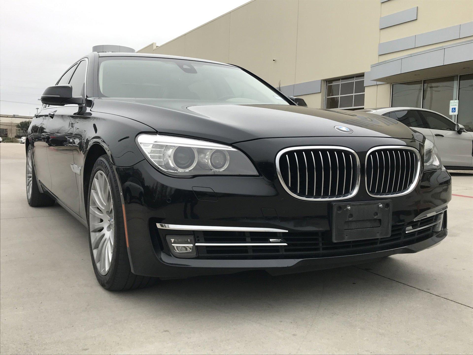 2013 BMW 750Li  image