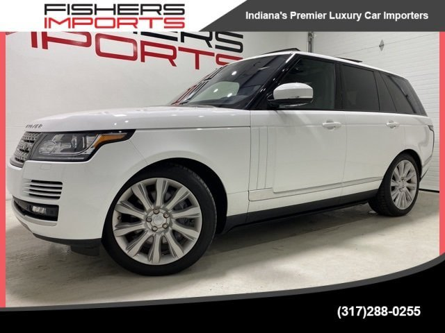 2015 Land Rover Range Rover Supercharged image