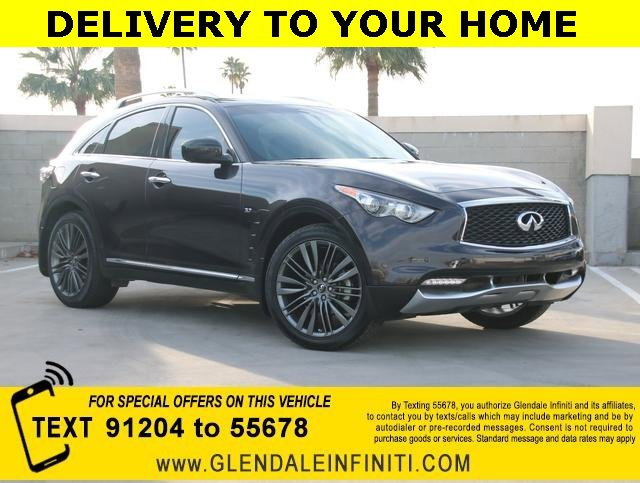 2017 INFINITI QX70 2WD w/ Limited Package image