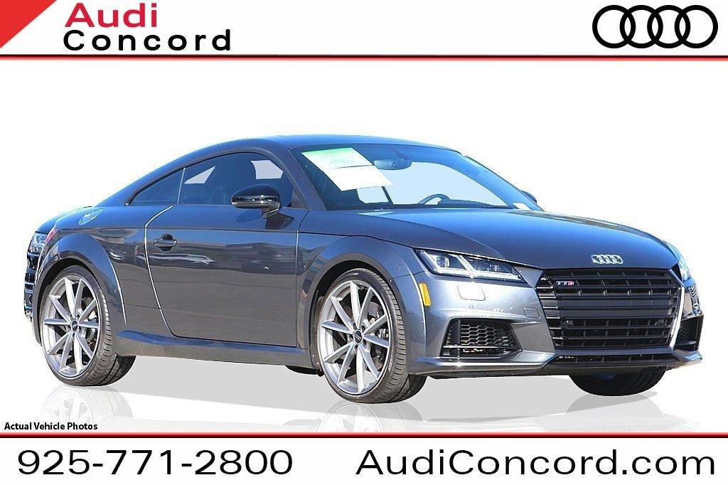 2017 Audi TTS 2.0T Coupe image