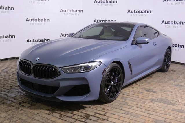 2019 BMW M850i xDrive Coupe image