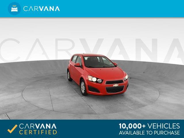 2014 Chevrolet Sonic LT Hatchback image