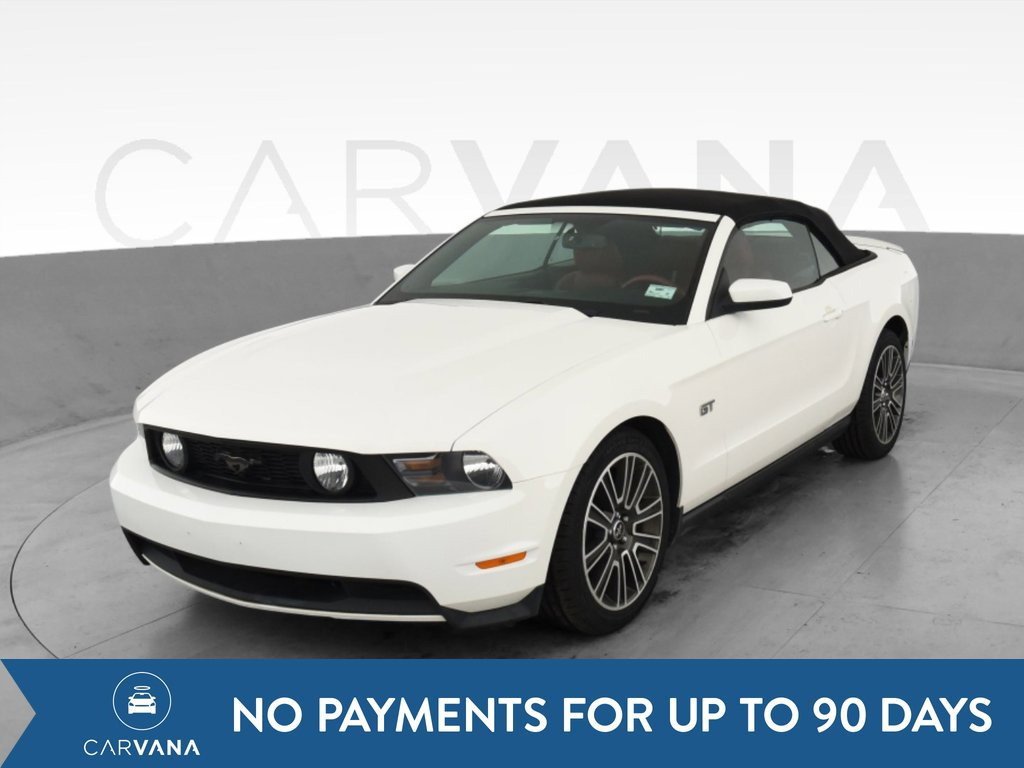 2010 Ford Mustang GT Premium Convertible image