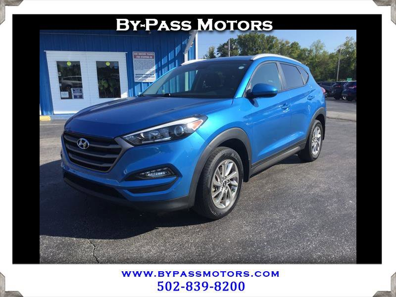 2016 Hyundai Tucson FWD w/ OPTION GROUP 02 image