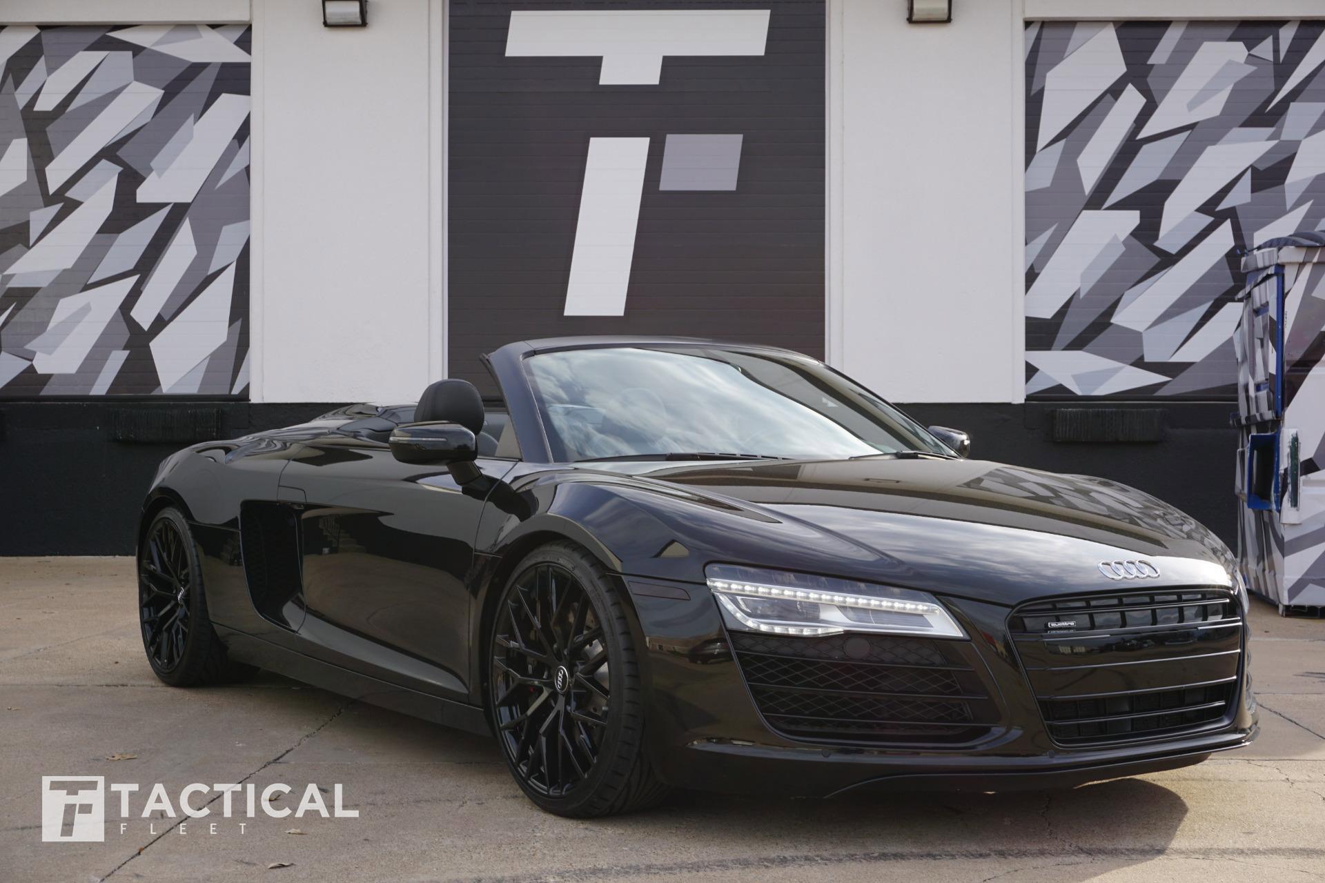 2015 Audi R8 V8 Spyder image