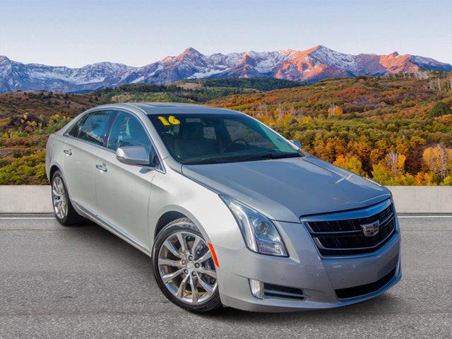 2016 Cadillac XTS Premium AWD image