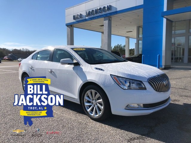 2014 Buick LaCrosse Leather image