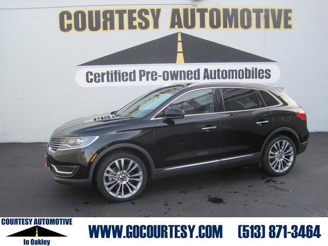 2017 Lincoln MKX AWD Reserve image