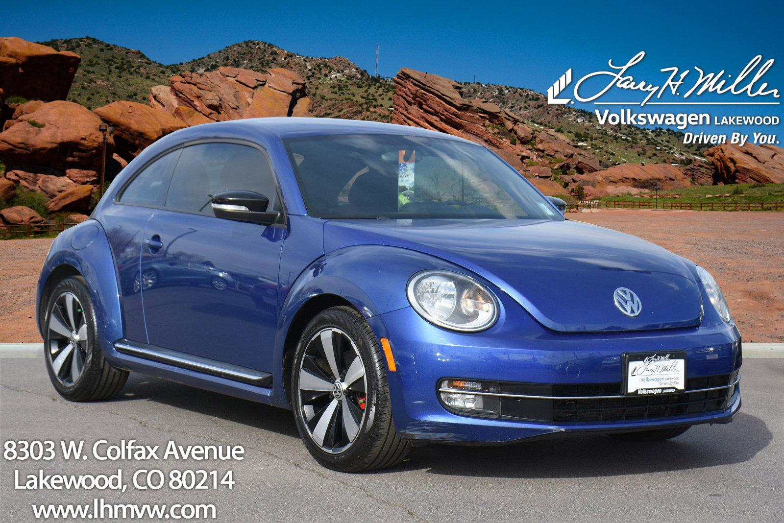 2013 Volkswagen Beetle Turbo Coupe image