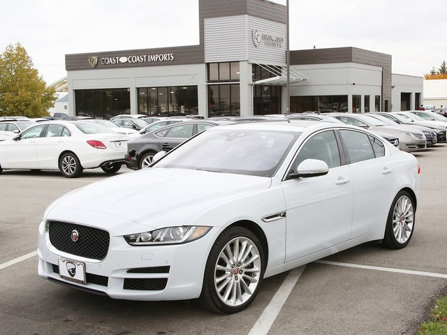 2017 Jaguar XE First Edition AWD image