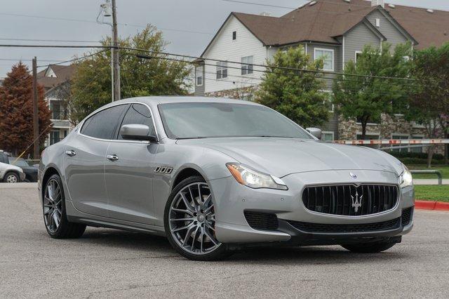 2014 Maserati Quattroporte GTS image