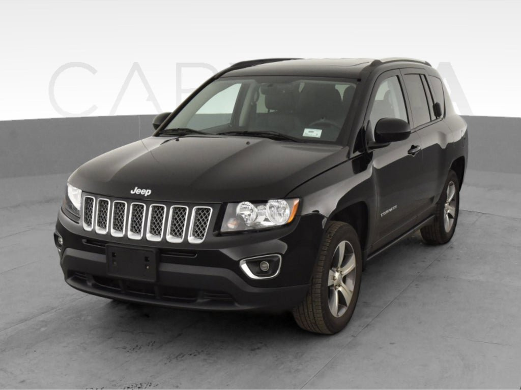 2017 Jeep Compass 4WD Latitude image