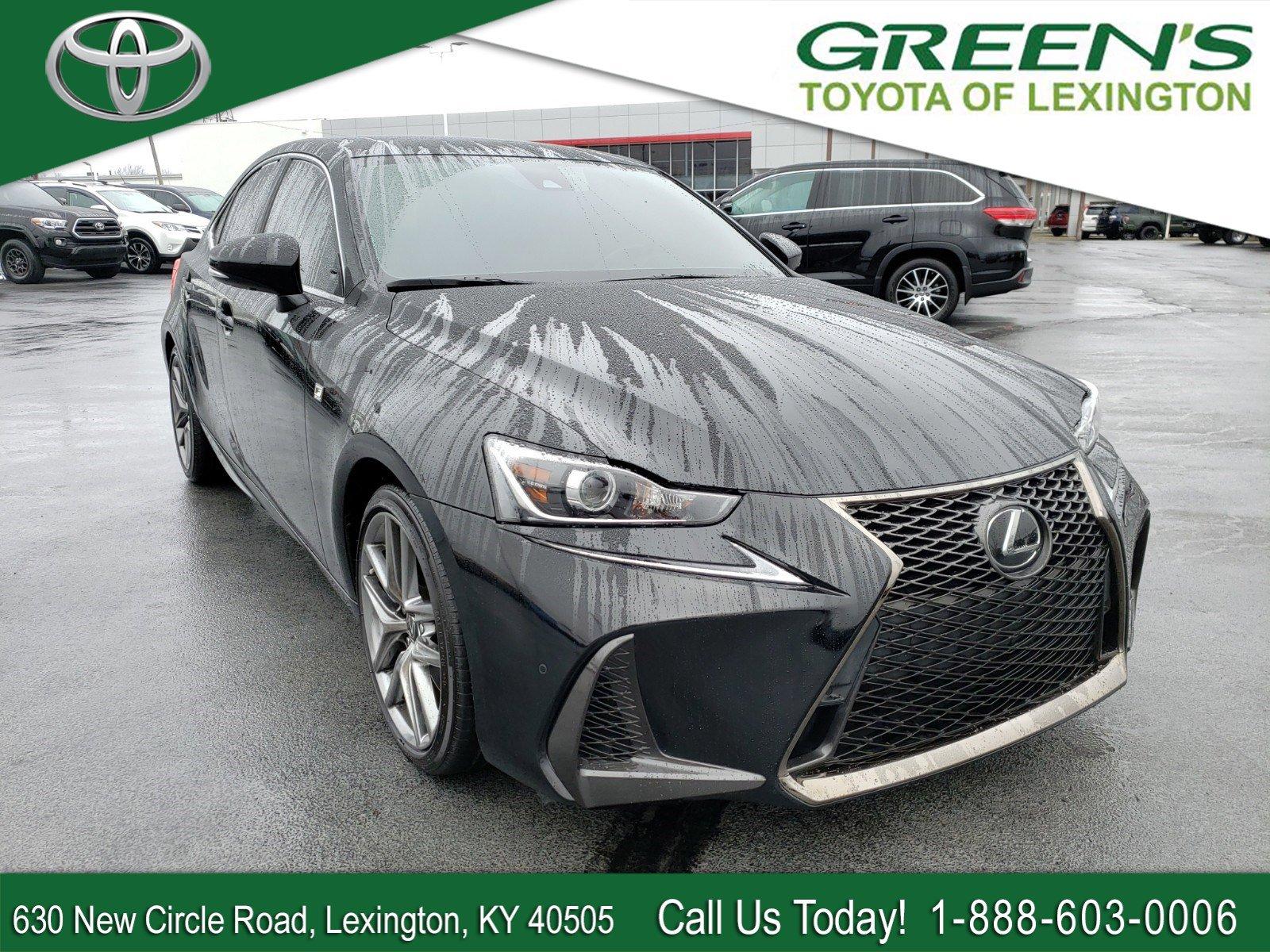 2018 Lexus IS 300  image