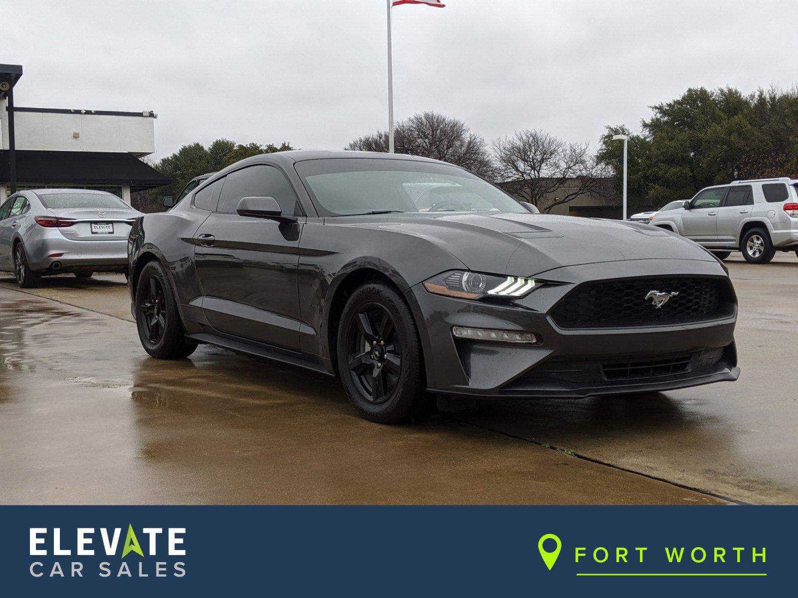 2019 Ford Mustang Premium image