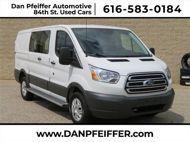 "2018 Ford Transit 250 130"" Low Roof image"