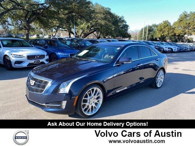 2016 Cadillac ATS 2.0T Performance Sedan image