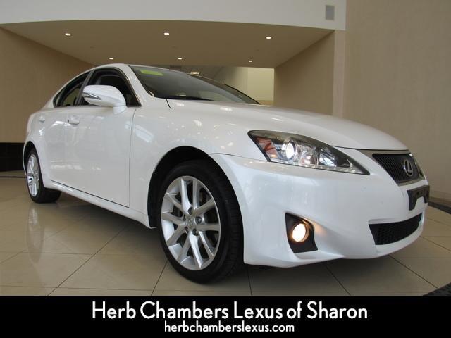 Lexus IS 250 Under 500 Dollars Down